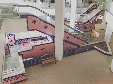 abandoned oceanwalk mall in florida