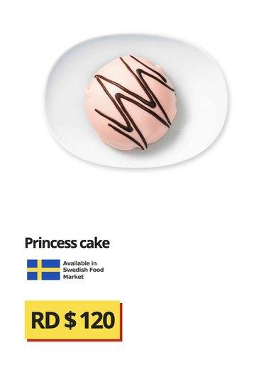 ikea Dominican Republic princess cake