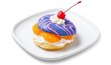ikea japan donut fruit sandwich