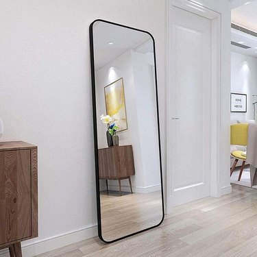 hallway mirror free standing
