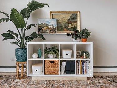 Elevate (Literally) an Uber-Popular IKEA Shelf
