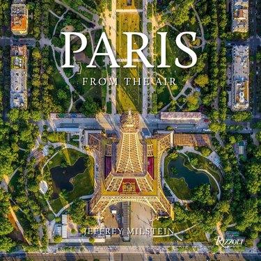 paris from the air book
