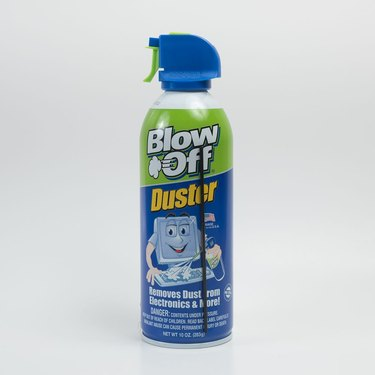 blow off air duster can