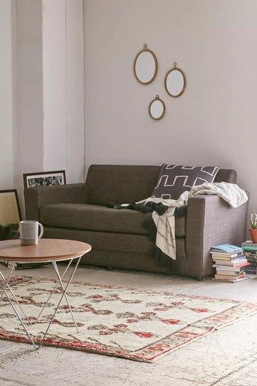 foldout sleeper sofa