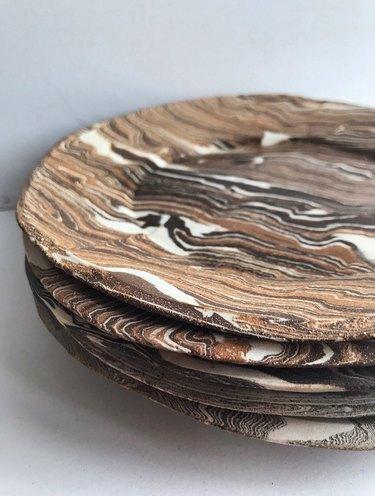 IIIVVVYYY Ceramics ceramics canyon plates