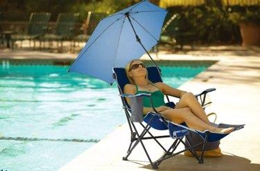 Sport-Brella Portable Recliner Chair