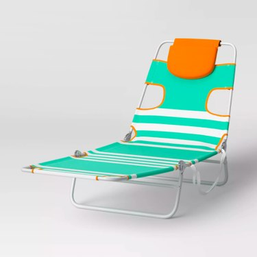 Sun Squad Sand Lounger,
