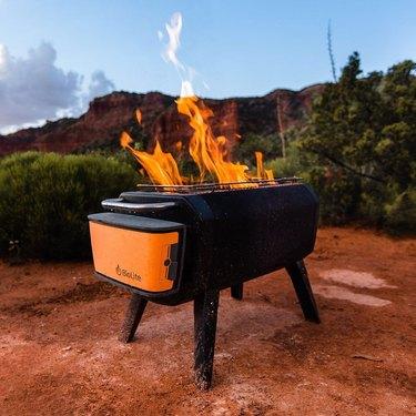 biolite campfire