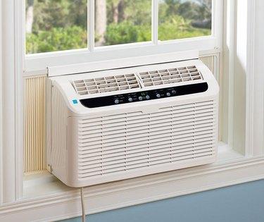 quiet window air conditioner