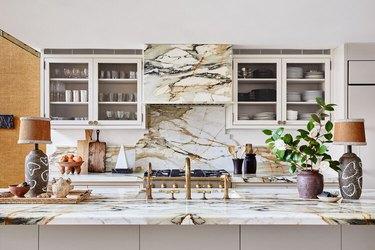 Nate Berkus and Jeremiah Brent's New York City kitchen