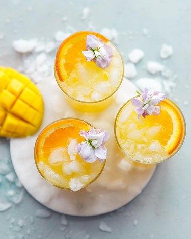 Grandbaby Cakes Mango Citrus Fruit Punch