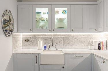 kitchen lighting ideas small kitchen cabinet lighting