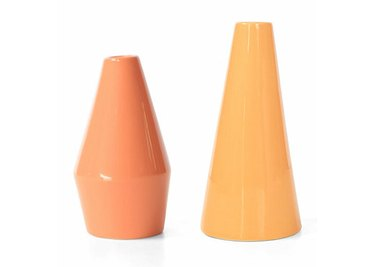 George Oliver Mong 2-Piece Table Vase Set