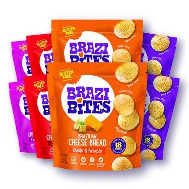 Brazi Bites Gluten-Free Brazilian Cheese Bread