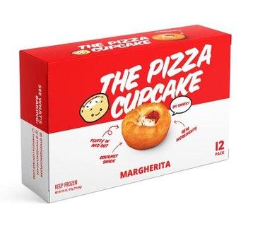 The Pizaa Cupcake