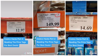 costco price meanings