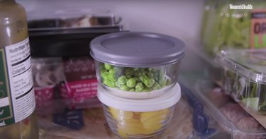 shay mitchell fridge glass containers