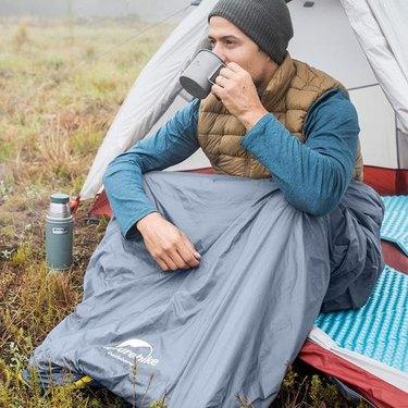 Naturehike Outdoor Envelope Ultralight Sleeping Bags Lightweight