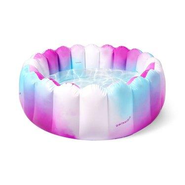 target tie dye inflatable pool