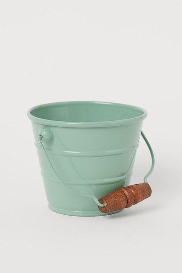 Green Outdoor Bucket