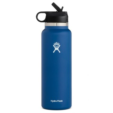 HydroFlask 40-oz Wide Mouth With Straw Lid