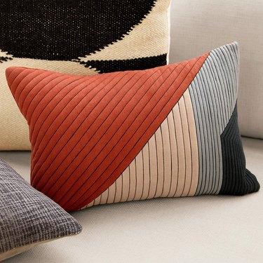 CB2 Pata Pillow