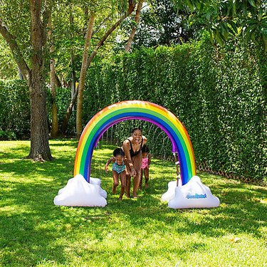 Pool Candy Adult Giant Rainbow Sprinkler