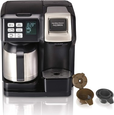 Hamilton Beach FlexBrew 10-Cup Dual Thermal Coffee Maker