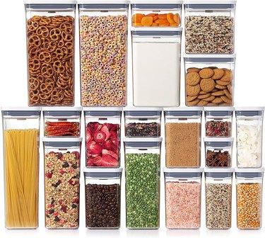 OXO Good Grips POP 20-Piece Food Storage Set