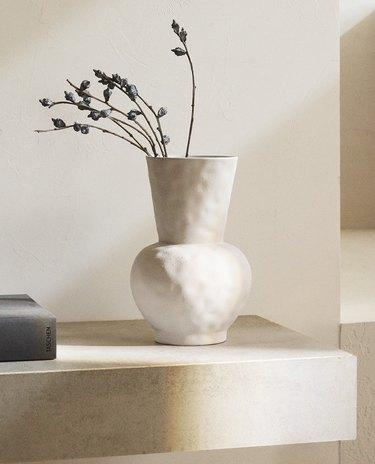 Zara Home Wide Mouth Vase
