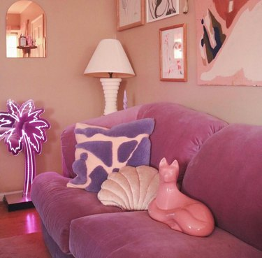 resident objects yuka living room