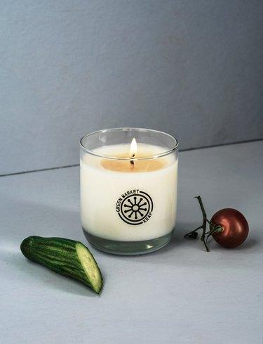keap nontoxic candle