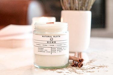 etsy nontoxic candle