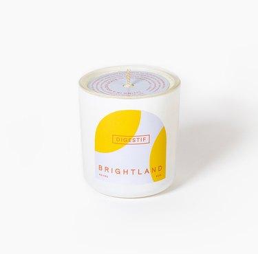 brightland nontoxic candle