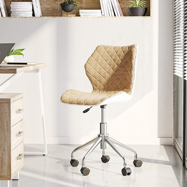 office chair in office