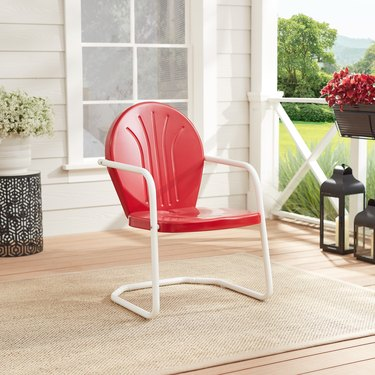 Mainstays Retro Outdoor Accent Chair