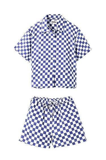Holiday the Label Pyjama Short Set
