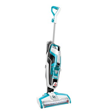 bissell multi-surface vacuum in blue