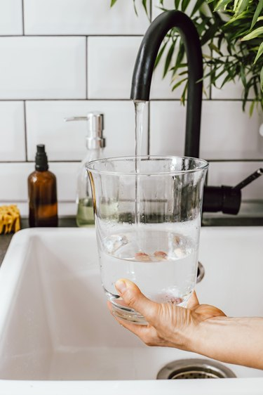Use room temperature water to keep flowers fresh longer