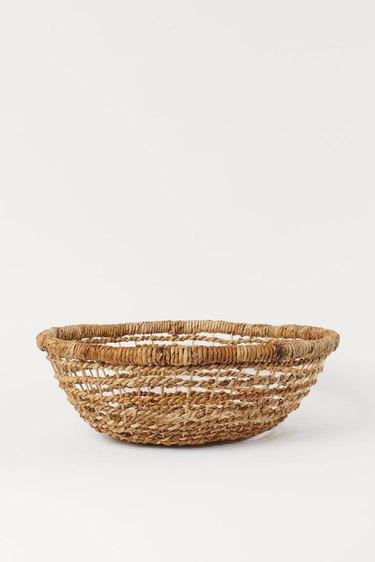 handmade bread basket