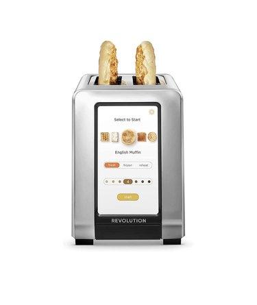 touchscreen toaster
