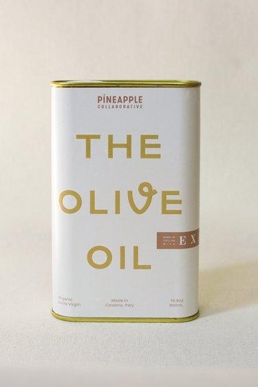 Pineapple Collaborative x EXAU olive oil