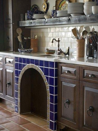 Hann Builders kitchen