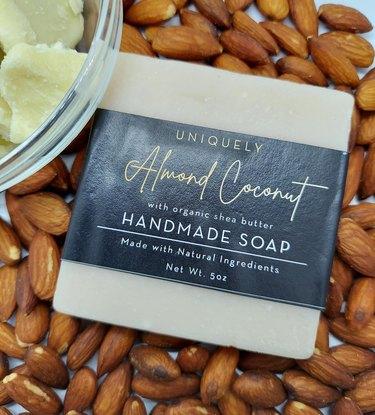 uniquely shea butter soap