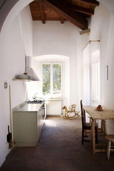Villa Lena kitchen