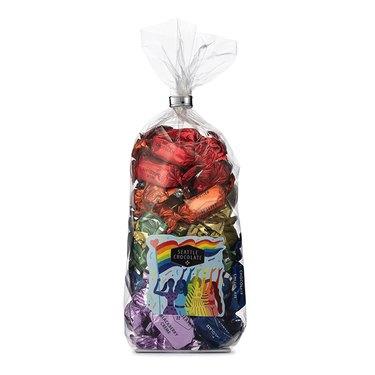 seattle chocolate pride truffle bag