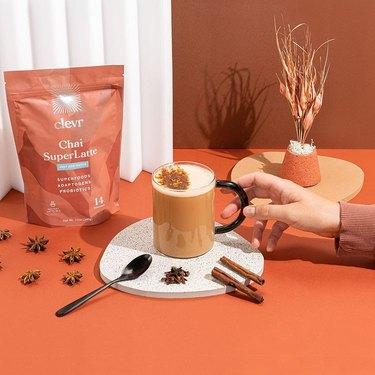 clevr blends chai superlatte
