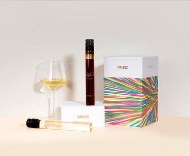 vinebox pride wine set