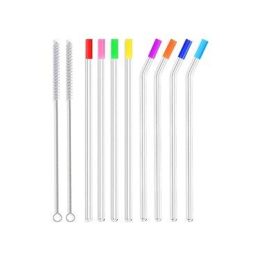 amazon prime day glass straws