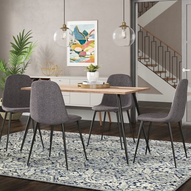 Zipcode Design Lavenia 5-Piece Dining Set